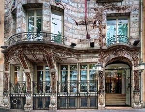 Céramic -Hôtel 34 avenue de Wagram 75008