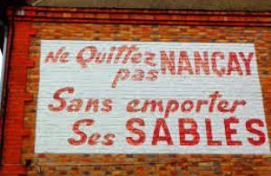 Sablé de Nançay1