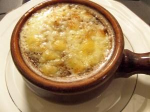Soupe au cantal