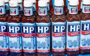 HP Brown sauce Heinz