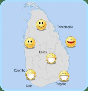 partir au srilanka en avril