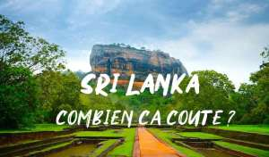 Cout de la vie au Sri Lanka