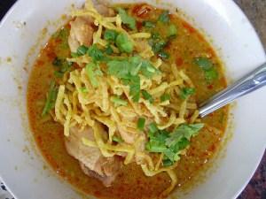 Krao soi, une spécialité culinaire de Chiang Mai
