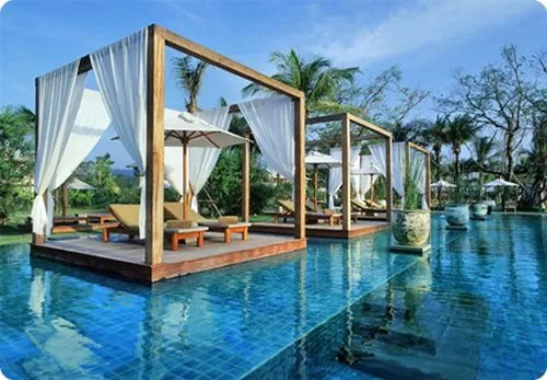 Hôtel en Thaïlande