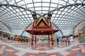 Aeroport thailande