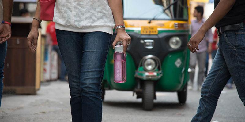 La meilleure gourde filtrante pour un voyage en Thaïlande