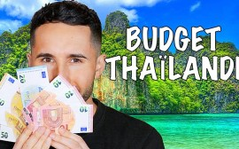 quel budget pour voyager en thailande
