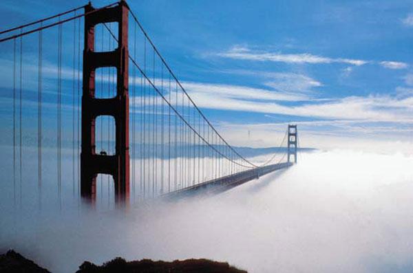Golden Gate tåge