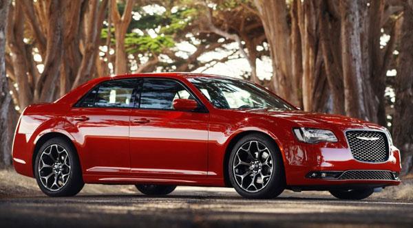 Chrysler 300 car rental US