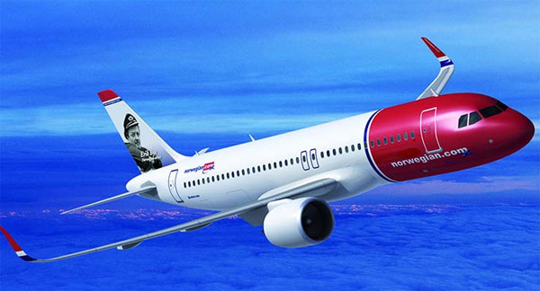 Norwegian Dreamliner USA