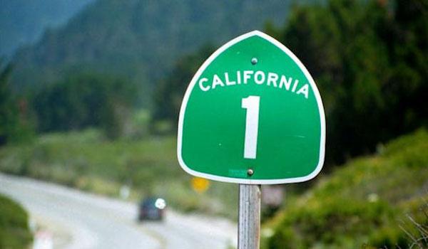 California Highway 1 Roadtrip
