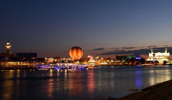 Disney Springs Orlando.