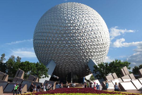 Epcot Orlando Disney World