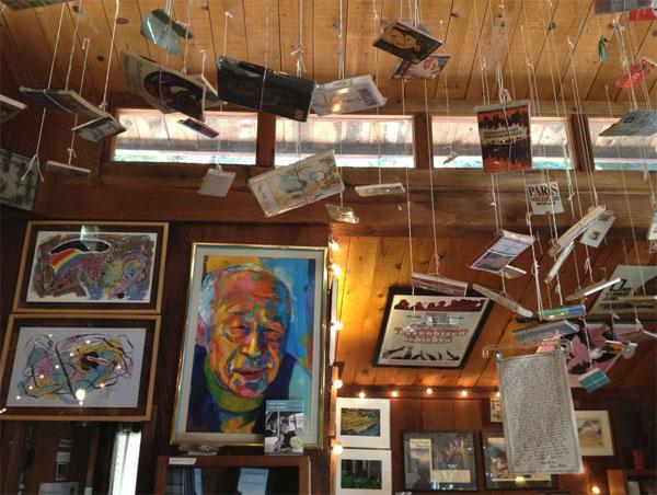 Henry Miller Museum Big Sur