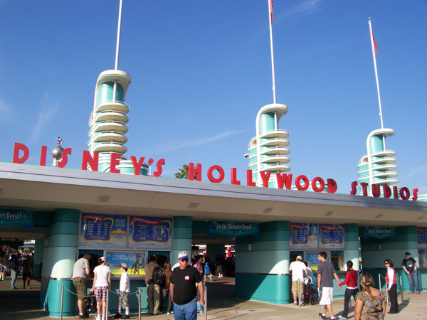 Hollywood Studios - Disney Florida