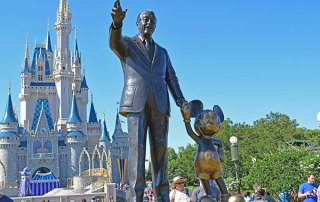 Magic Kingdom Park Disney Florida