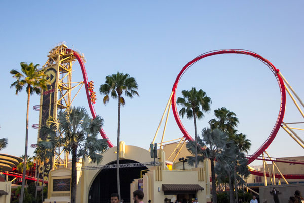 Universal Hollywood Rip Ride Rockit