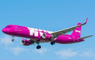 WOW Air USA