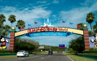 Walt Disney World Orlando indgang