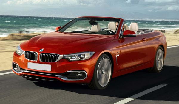 BMW 430 Convertible 2018