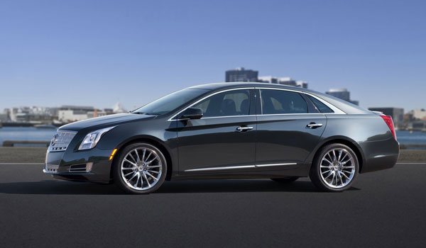 Cadillac XTS Enterprise Luxury car rental US