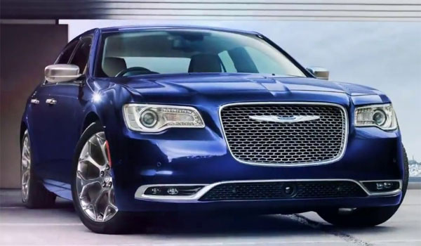Chrysler 300 model 2019