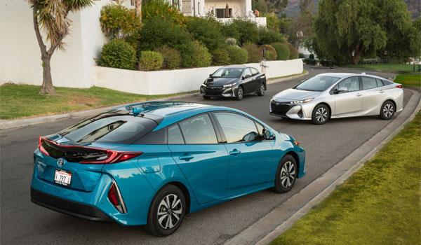 Dollar Car Rental Toyota Prius Hybrid