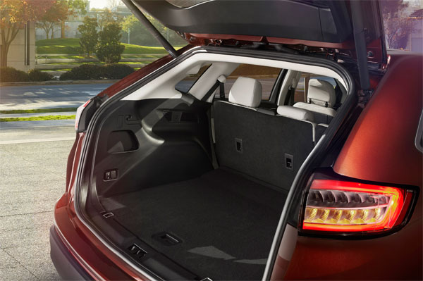 Ford Kuga Dimensions And Boot Space New 2020 And Previous