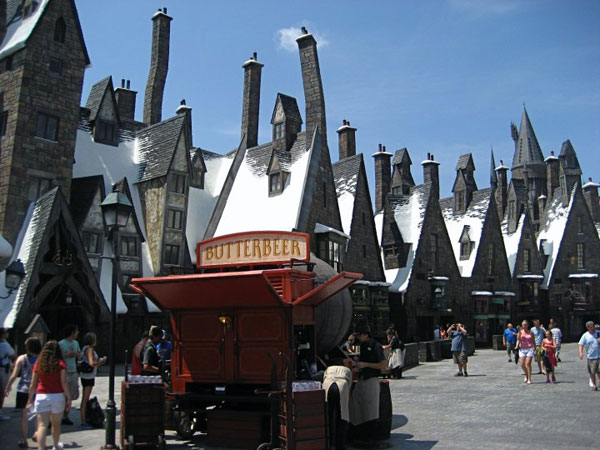 Harry Potter Universal Florida
