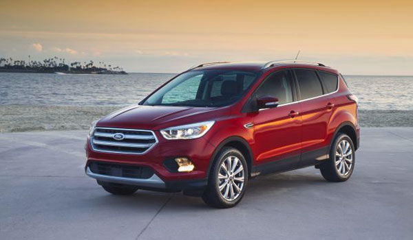 SUV leje USA Avis Ford Escape