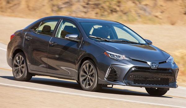 Toyota Corolla Dollar Car Rental