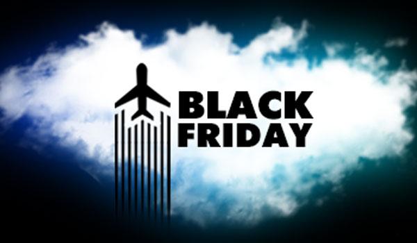 Black Friday Bedste Rejsetilbud