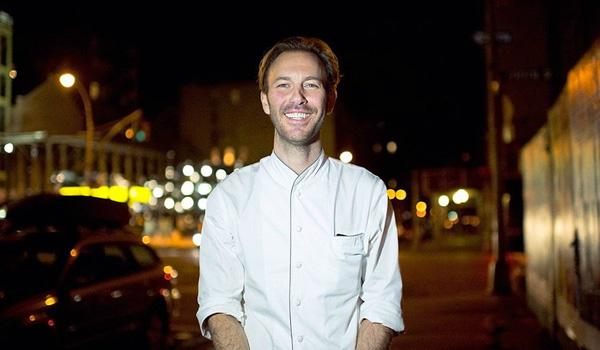 Dansk Michelin kok i New York