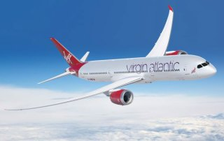 Virgin Atlantic Dreamliner