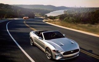 Mustang Roadtrip Rental Car USA