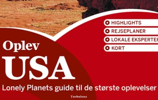 Lonely Planet Oplev USA