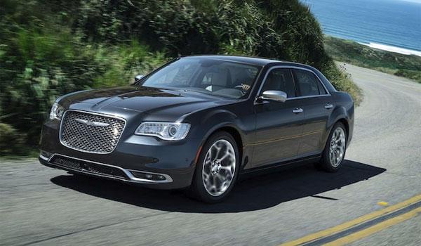 Chrysler 300C 2018