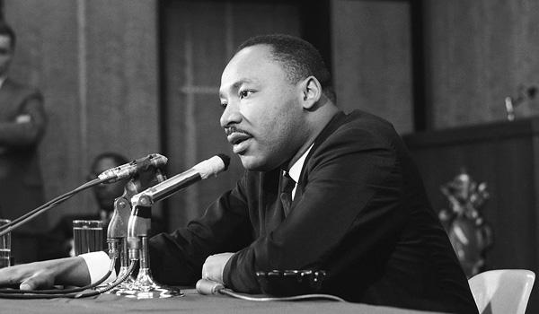 Martin Luther King myrdet for 50 år siden