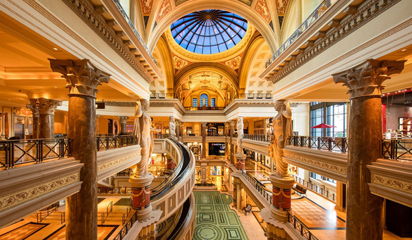 Forum Shops at Ceasars Palace