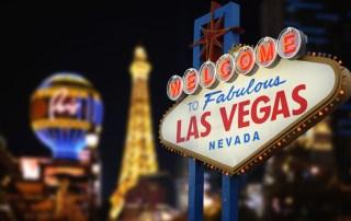 Las Vegas skilt