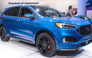 Lej Ford Edge 2018