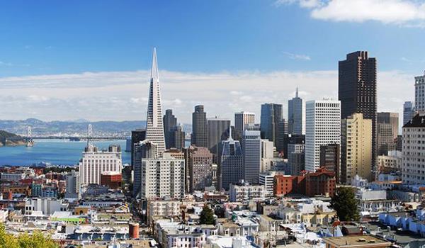 Californien overhaler Storbritannien