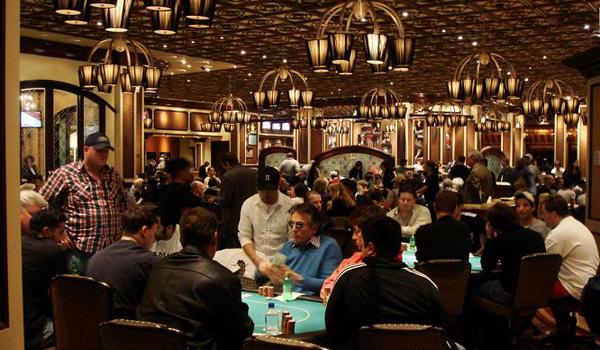 Bellagio poker-rum
