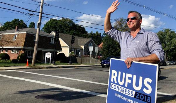 Rufus Gifford Congress