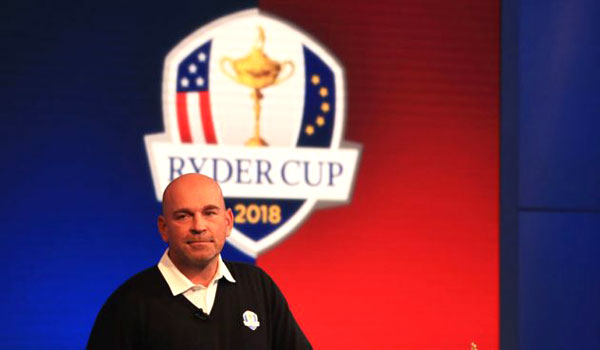 Ryder Cup USA - Thomas BjoernRyder Cup USA - Thomas Bjørn