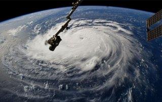 Tracking Hurricane Florence USA