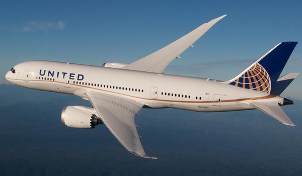 United med nye flyruter