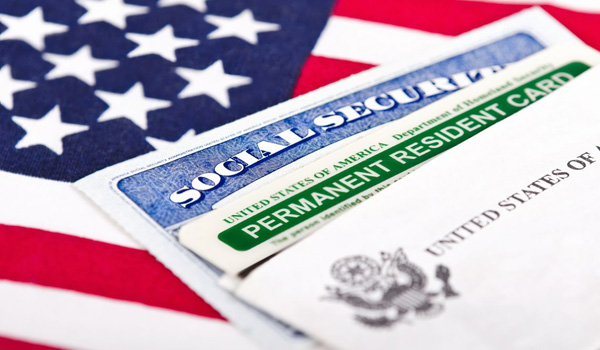 Green Card lotteriet i USA
