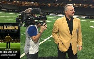 Guldjakken film Morten Andersen NFL