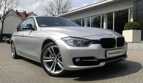 BMW 335 iX 2013